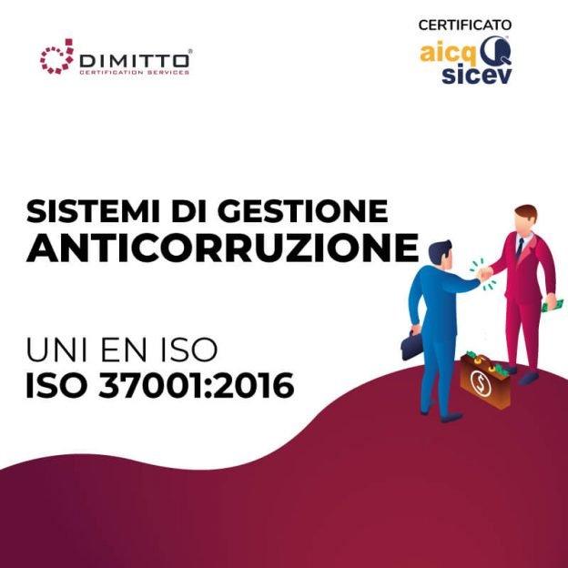 Sistemi di gestione anticorruzione